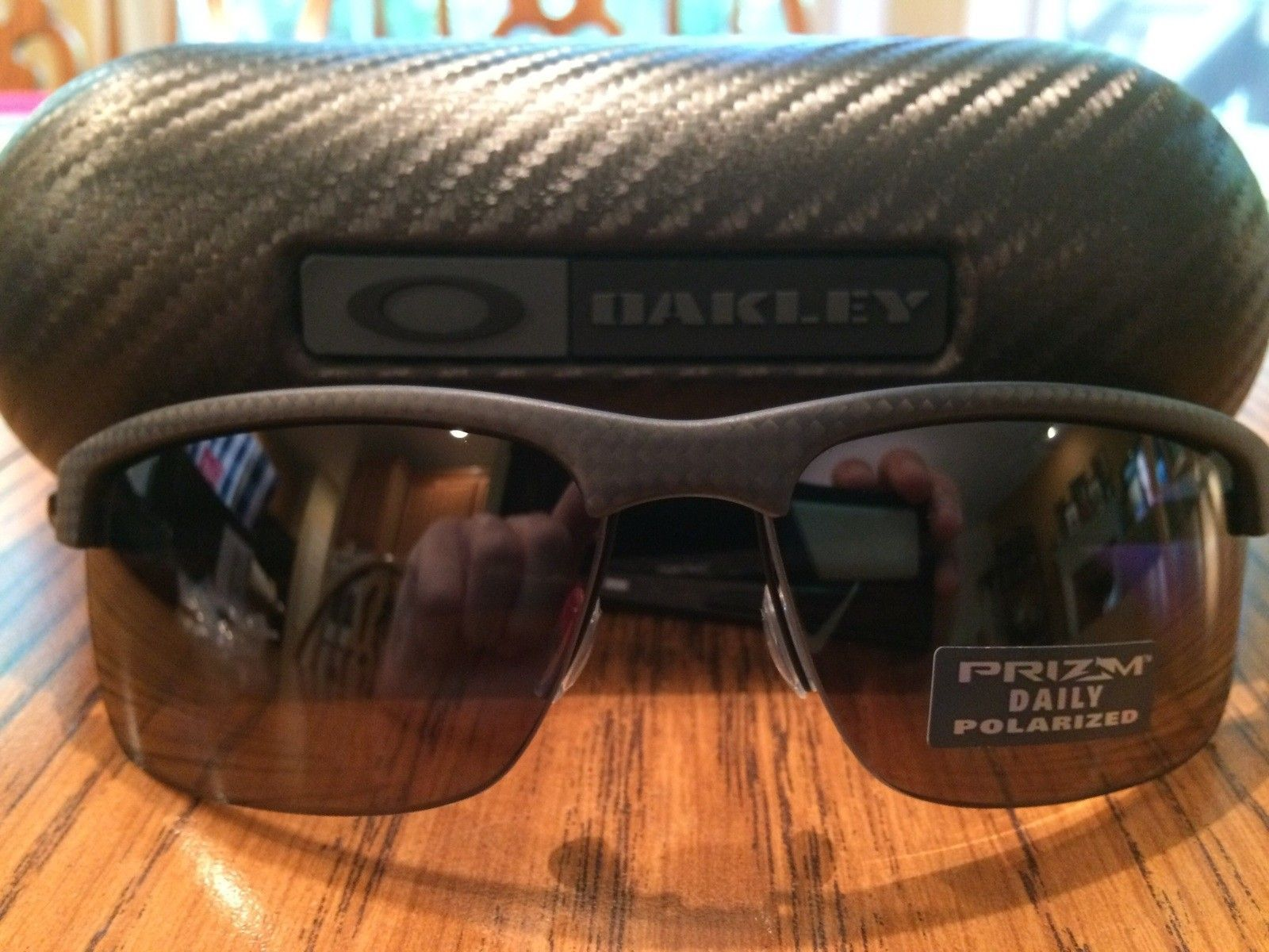 Carbon blade matte carbon with prize daily polarized BNIB and complete - image.jpg