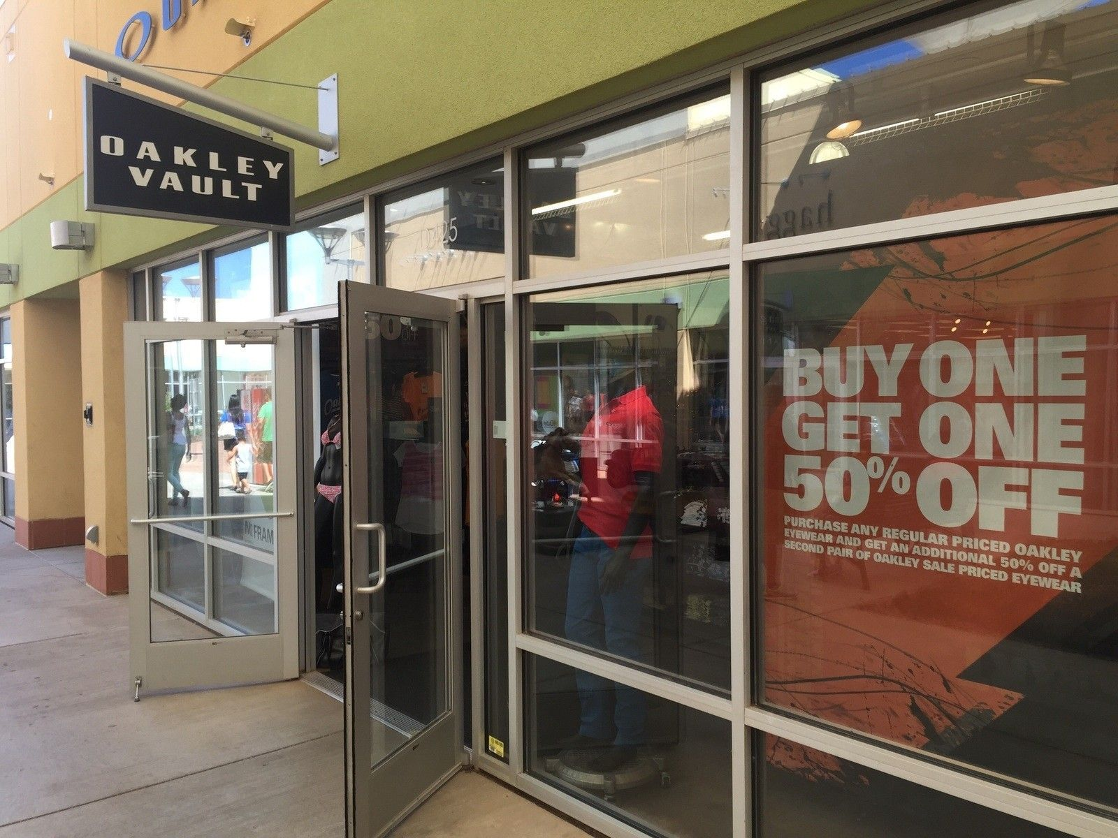 Oakley Outlet Store Okc