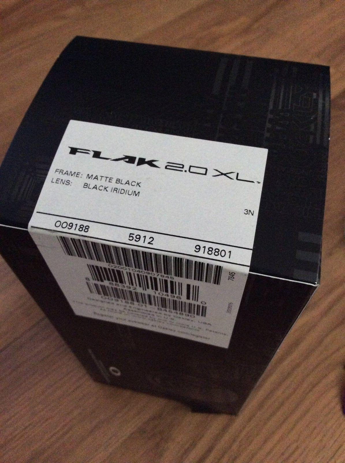 BNIB Flak 2.0XL $100 shipped - image.jpg