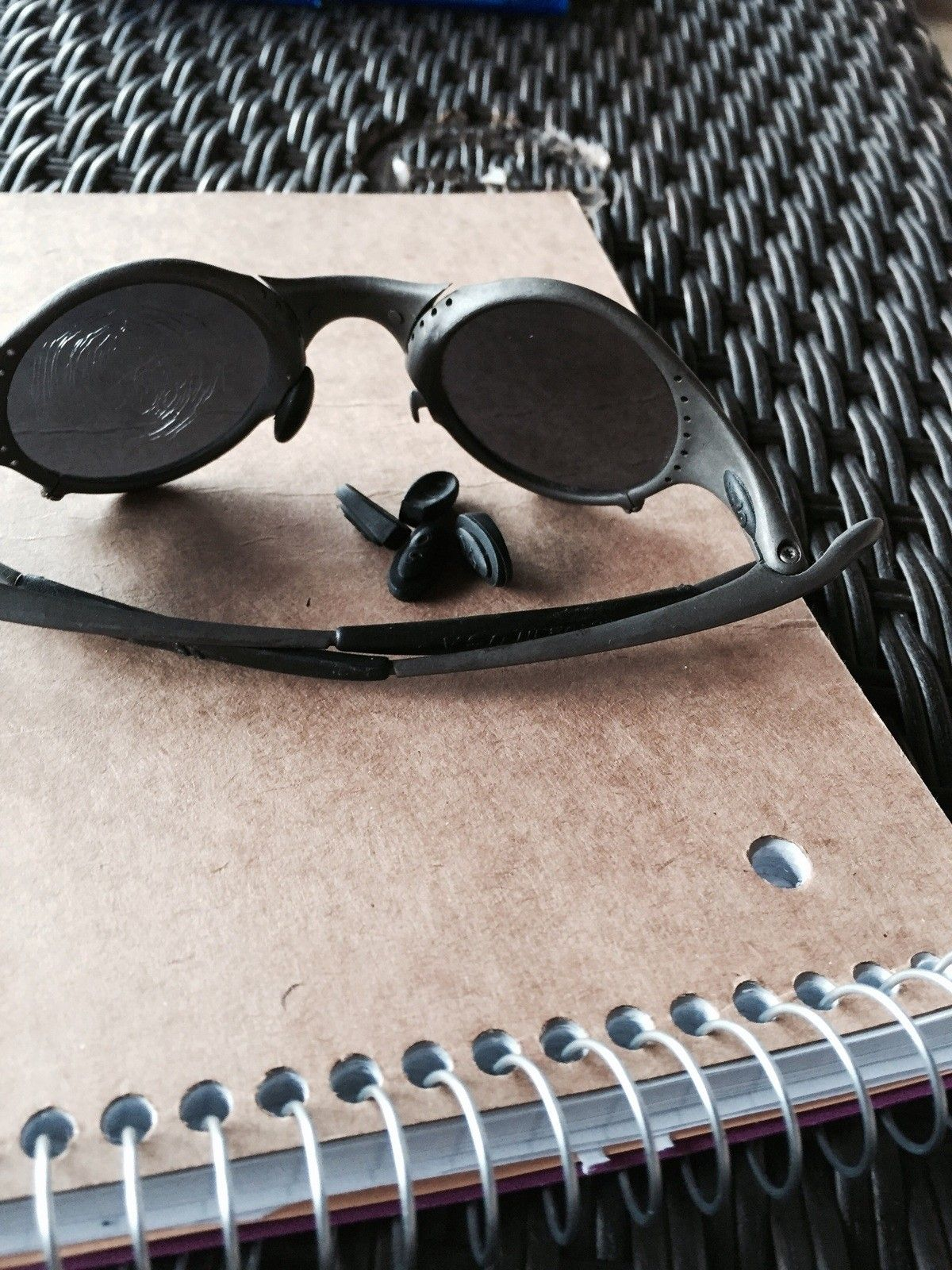 WTS two Oakley Mars leather Jordan and crater - image.jpg