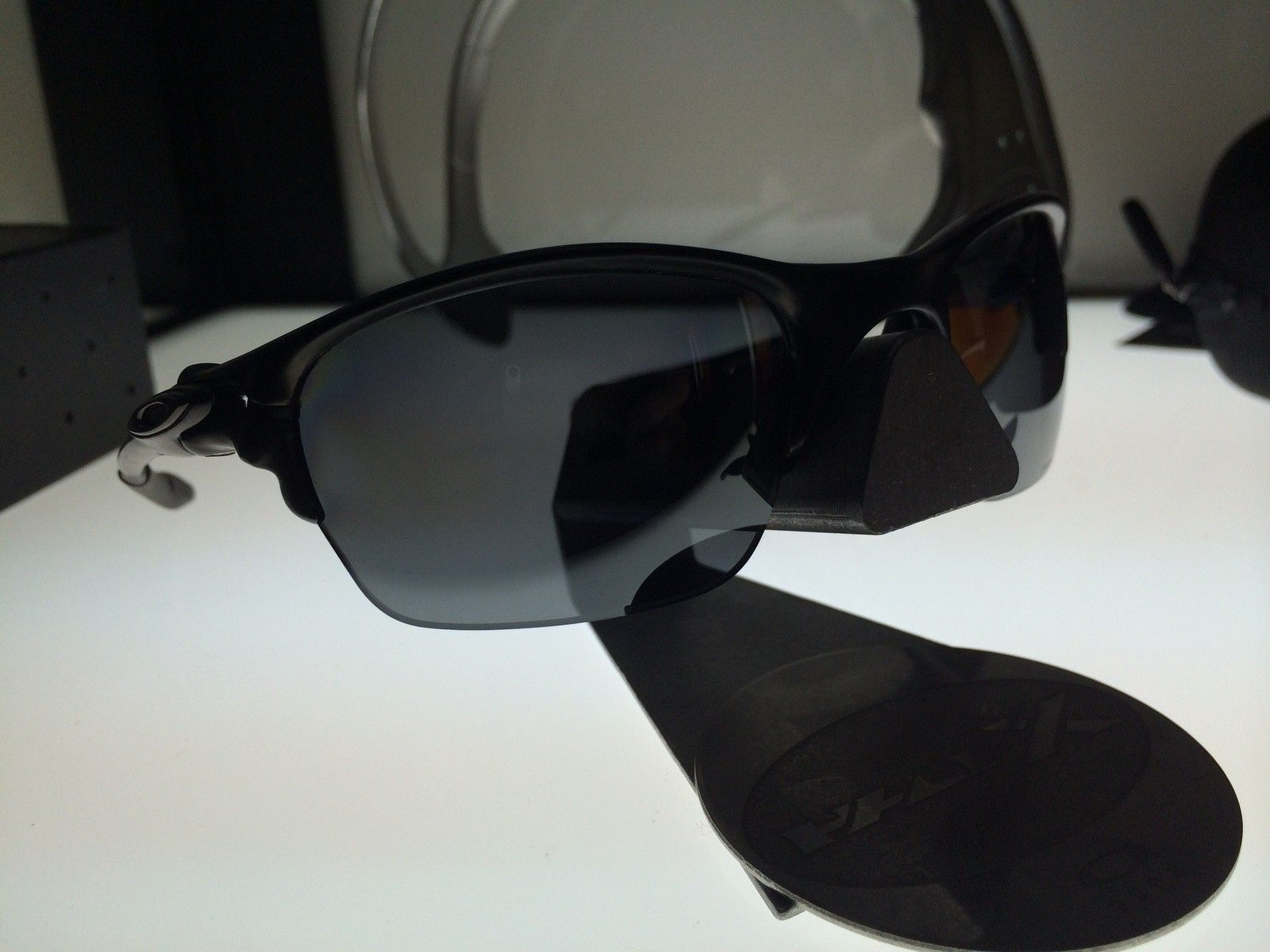 WTS Half X Carbon black iridium polarized #SOLD - image.jpg