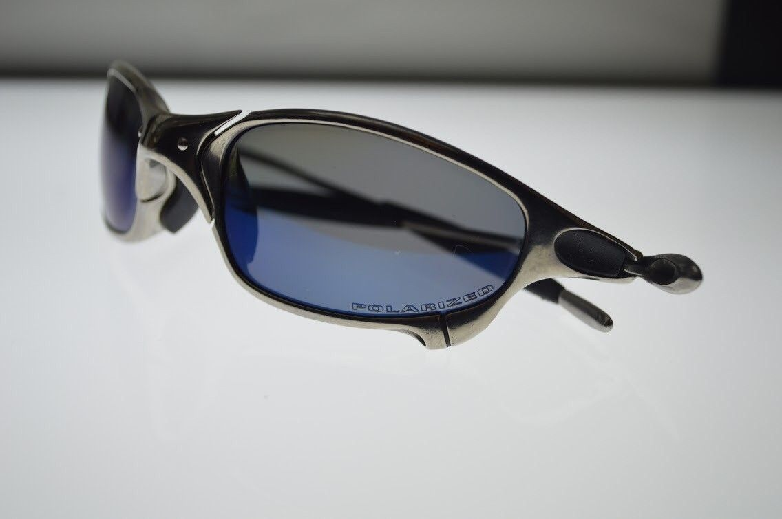 WTS Juliet Polished with Ice Iridium Polarized lenses - image.jpg