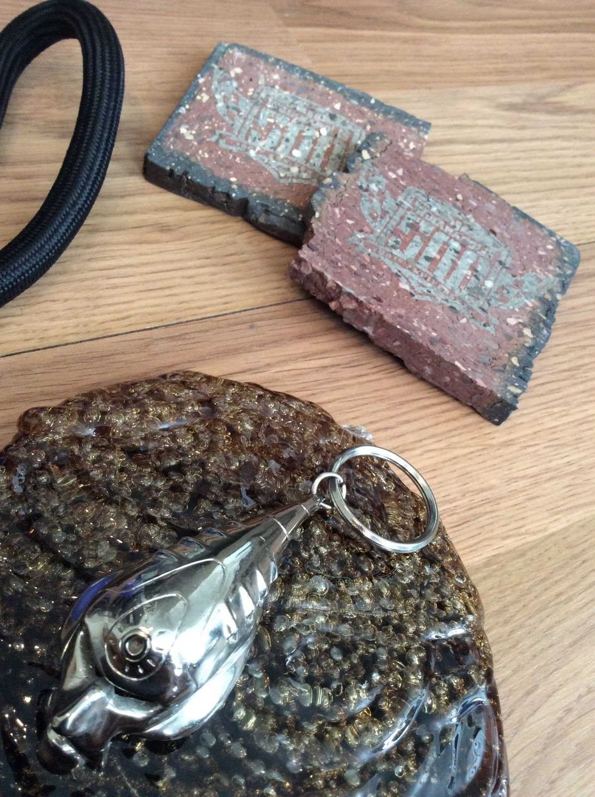 Little bob keychain $110 Shipped - image.jpg