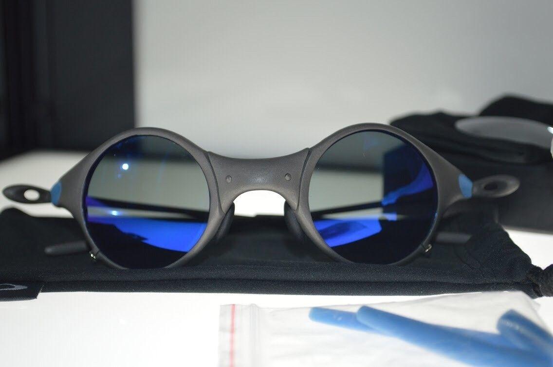 Mars Xmetal / blue iridium polarized + 2 set of lenses + xtra blue rubbers * Price Drop * - image.jpg