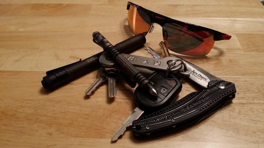 Oakleys along side the other obsessions - image.jpg