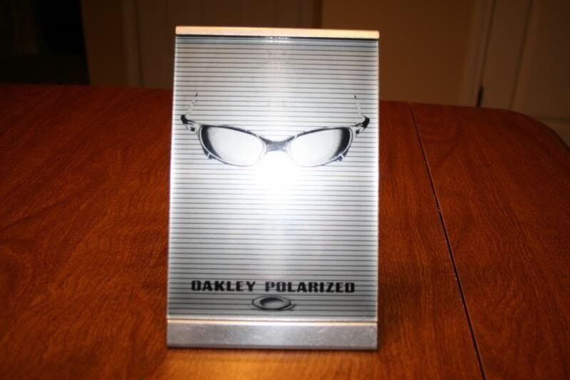 Oakley display piece or not? - image.jpg