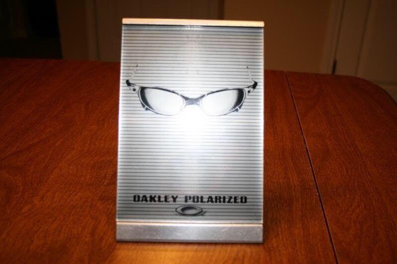 Oakley display piece or not? - image.jpg