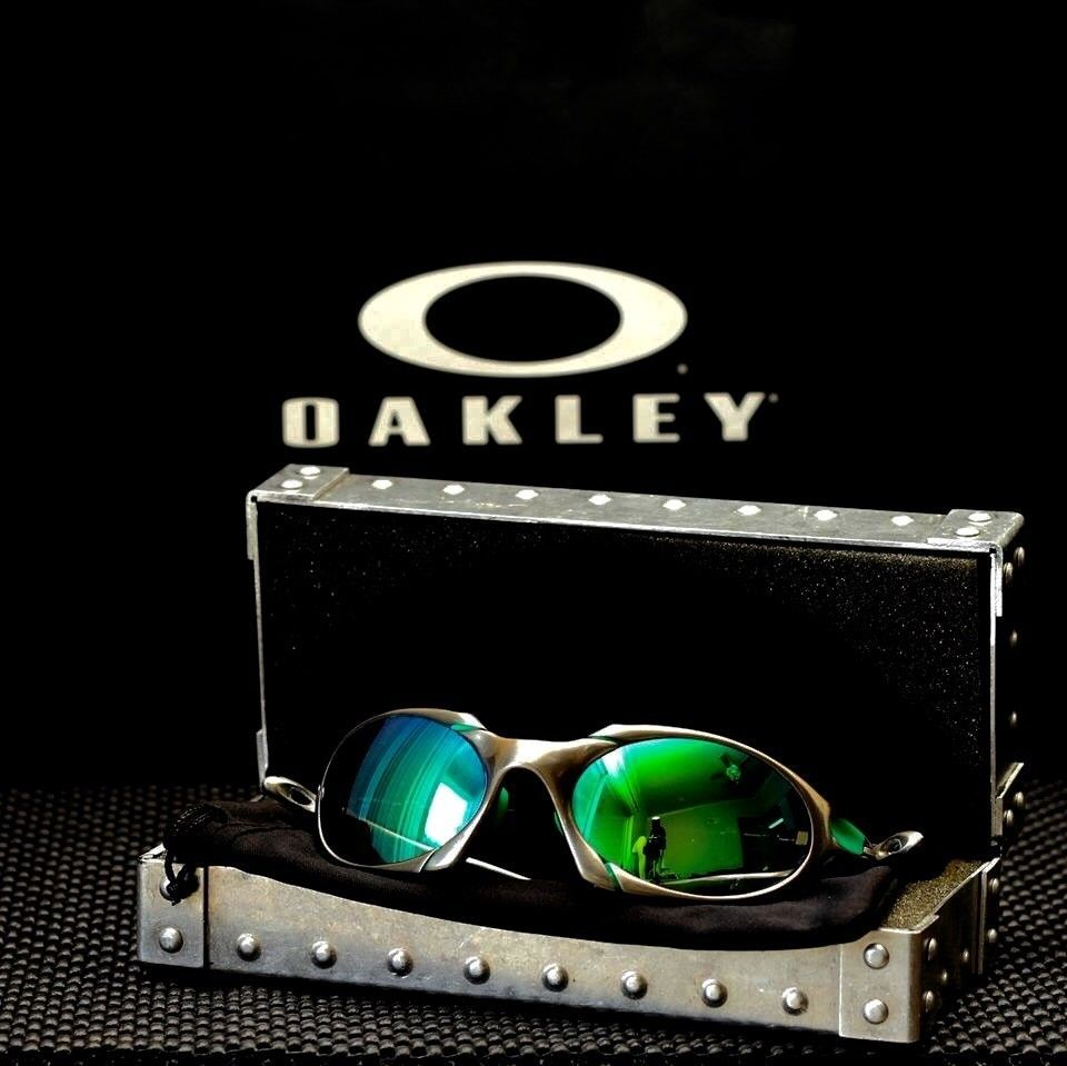 Romeo 1 Custom Polished with Linegear Dichro Lens and Linegear Green Rubbers - image.jpg