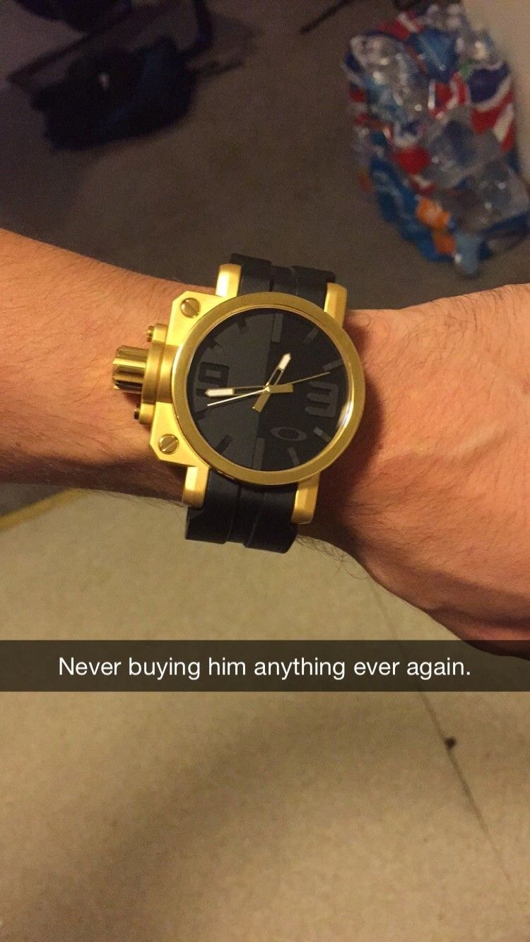Bought the BF his first watch - image.jpg