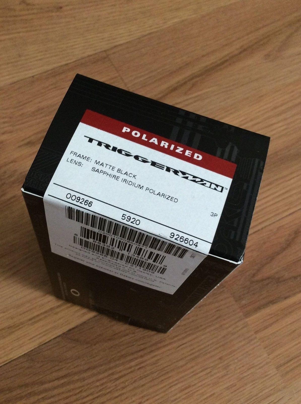 BNIB Triggerman SOLD - image.jpg