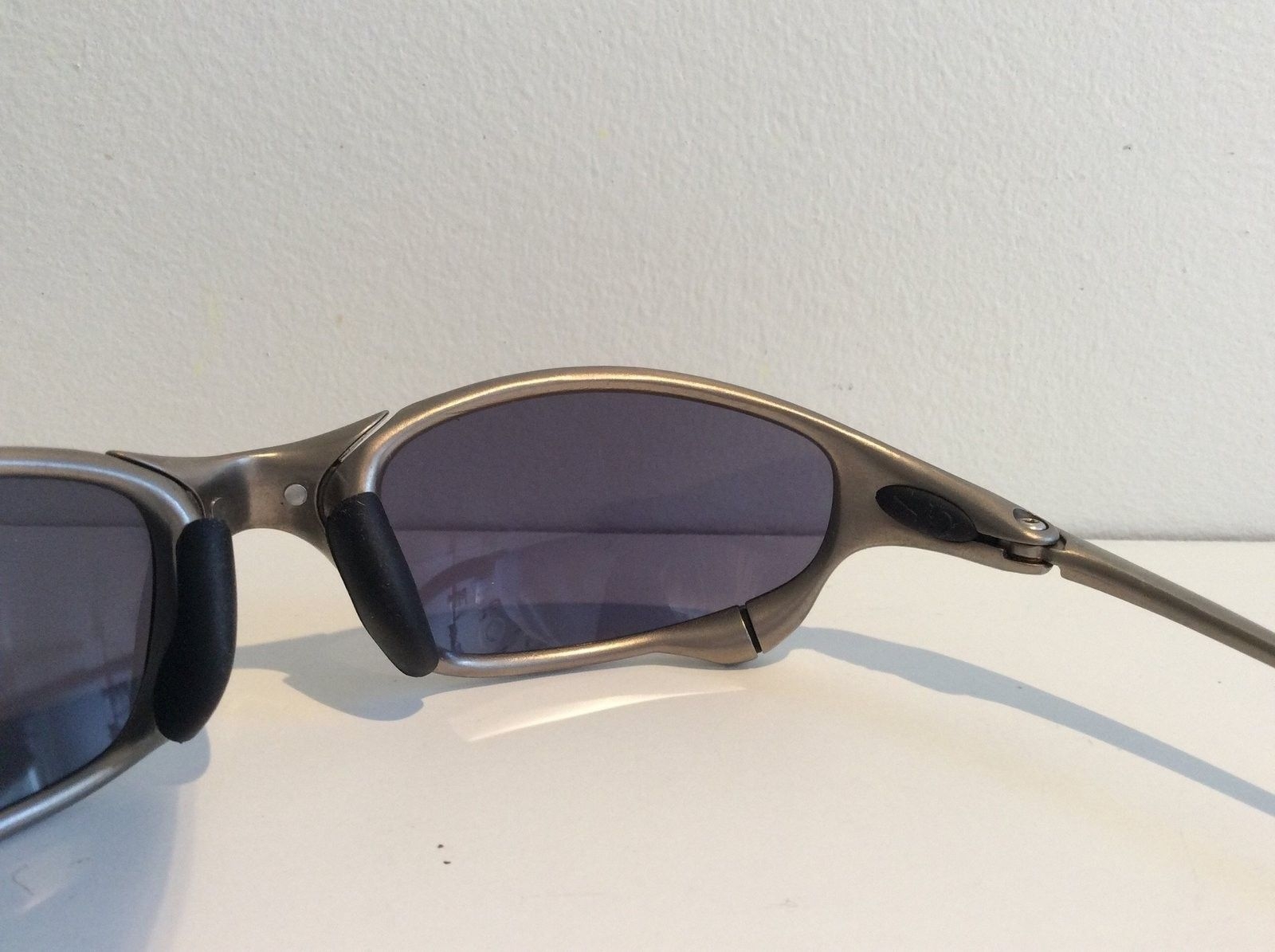Eyeglass Frame Repair Long Beach Ca : oakley juliet plasma ice iridium sunglasses
