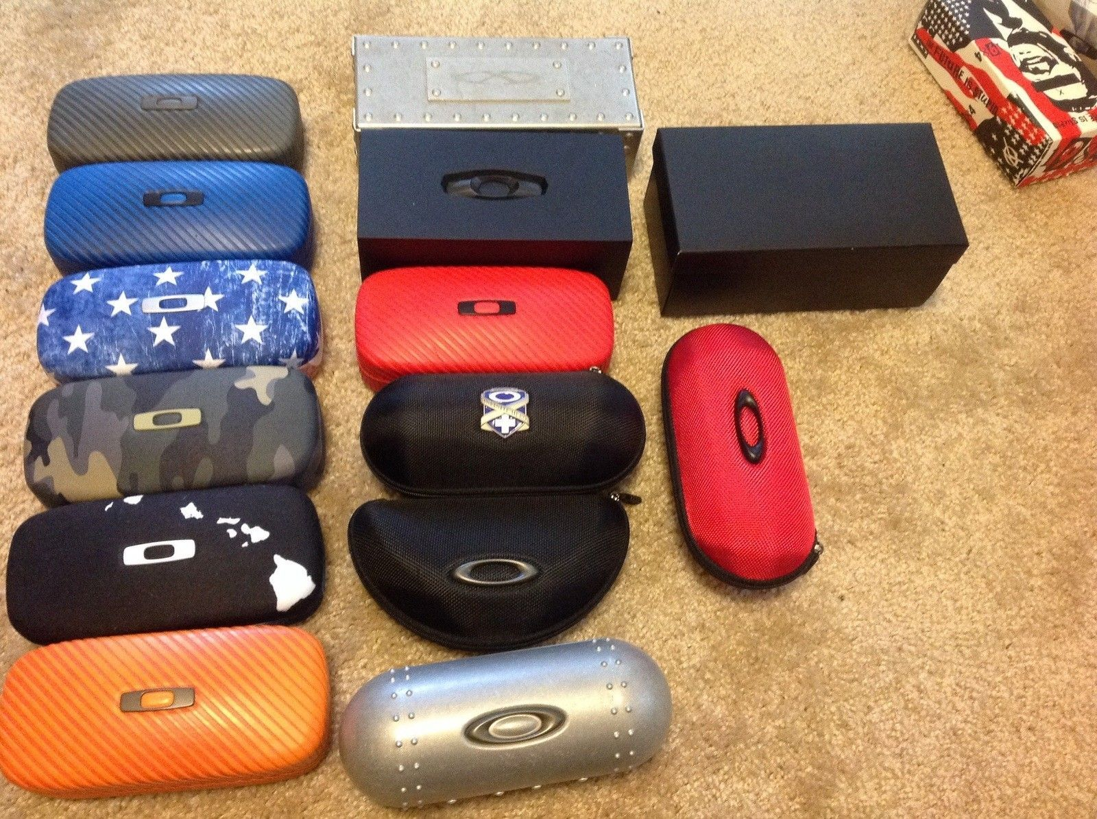 13 different cases new cond, $150 shipped - image.jpg