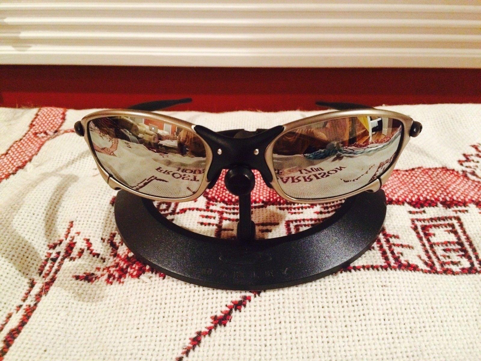 Polished Juliet with Chrome Polarized Iridium lenses.... - image.jpg