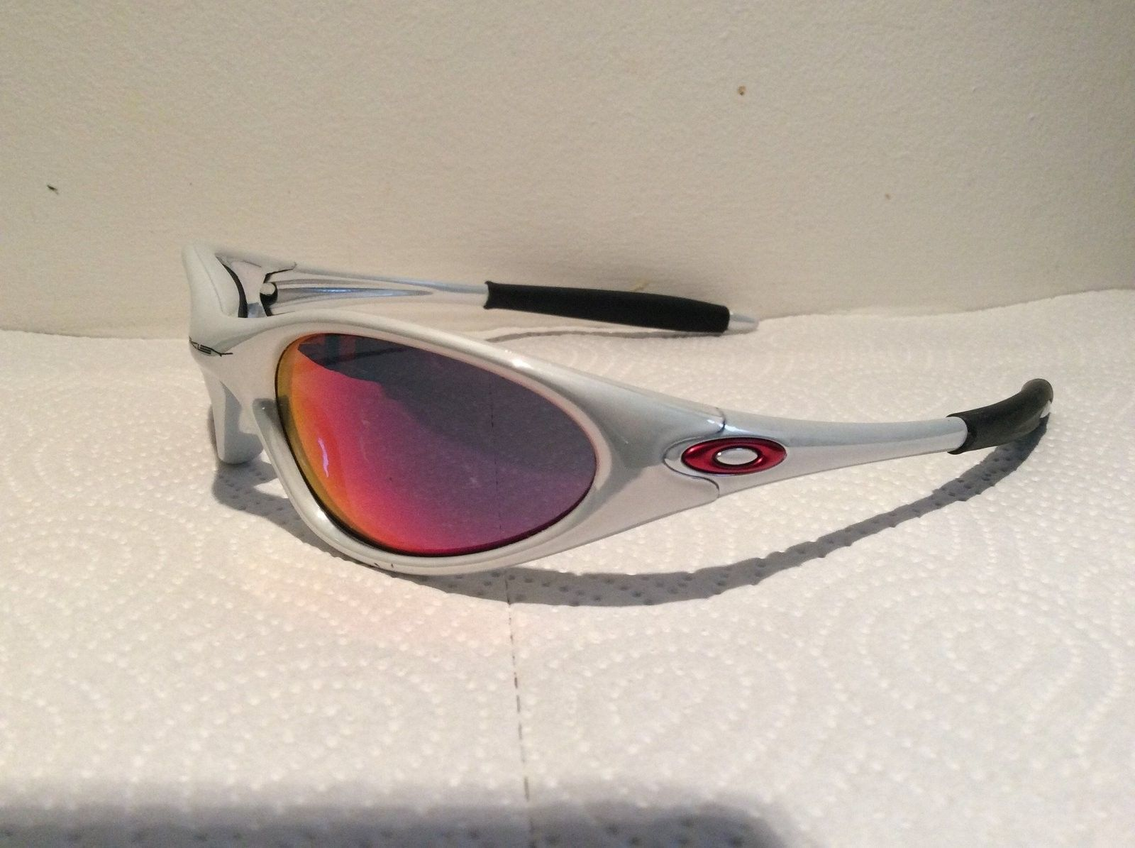 Or trade Minutes: White Chrome, FMJ Red, Complete Pearl - image.jpg