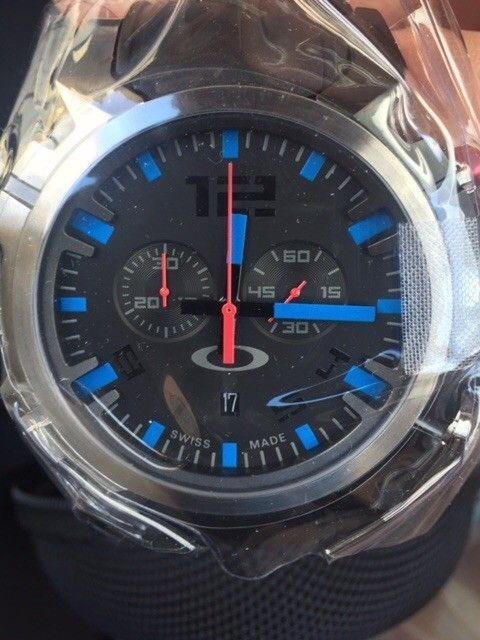Brand New in box Blue Double Tap watch!! - image.jpg