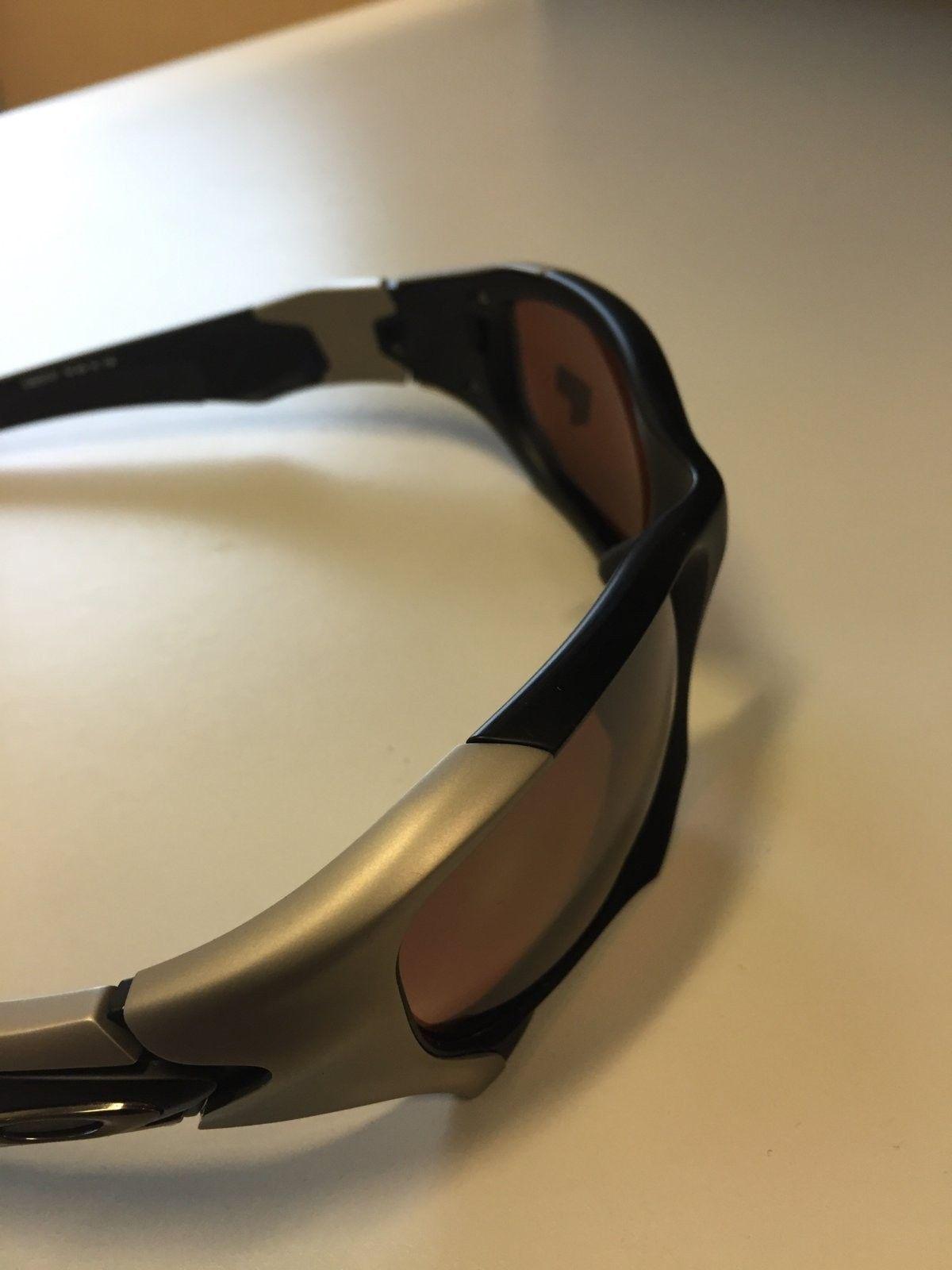 Perfect Oakley Pit Boss 2 Matte black VR28 BI Polarized $250 All In - image.jpg