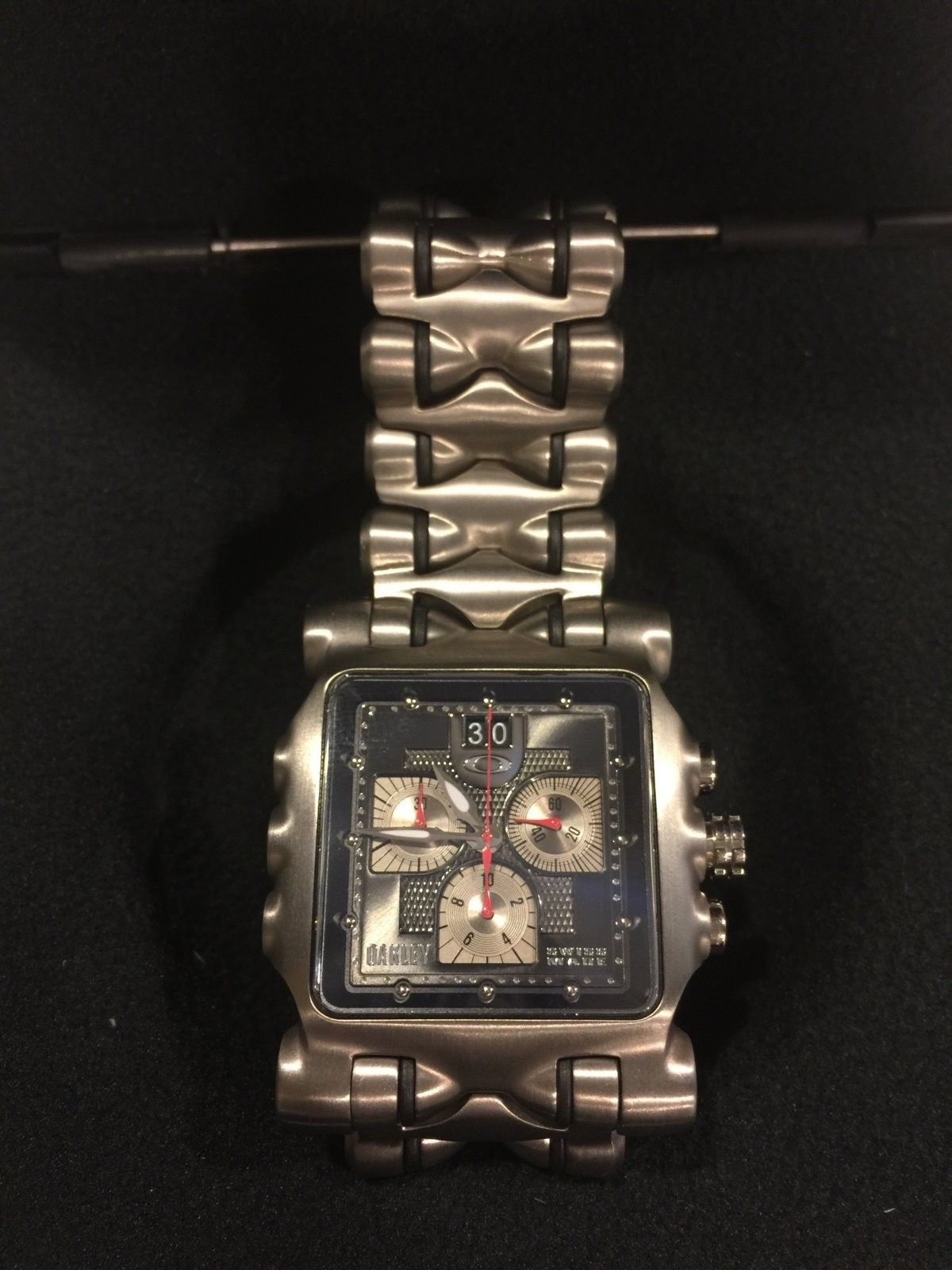 Minute machine black dial 720 shipped - image.jpg