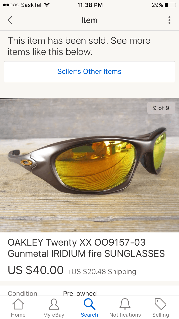 Lot of Oakley XX - image.png