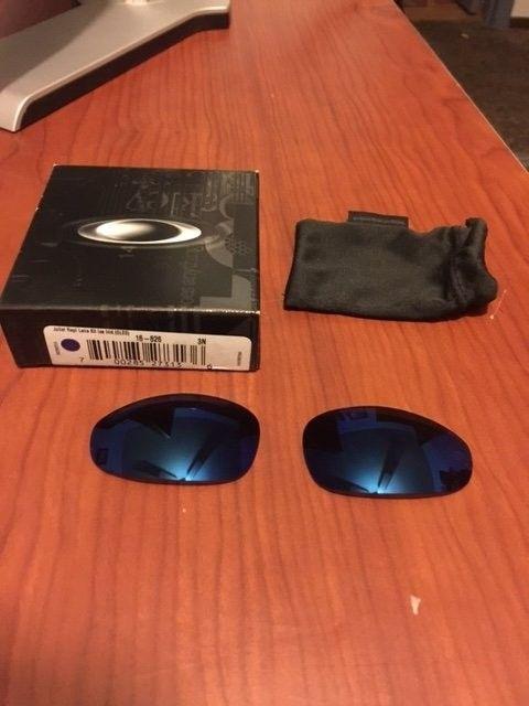 Oakley Penny Polished w/ 2 sets of lenses. BNIB Juliet Ice Iridium Lenses. - image7.JPG