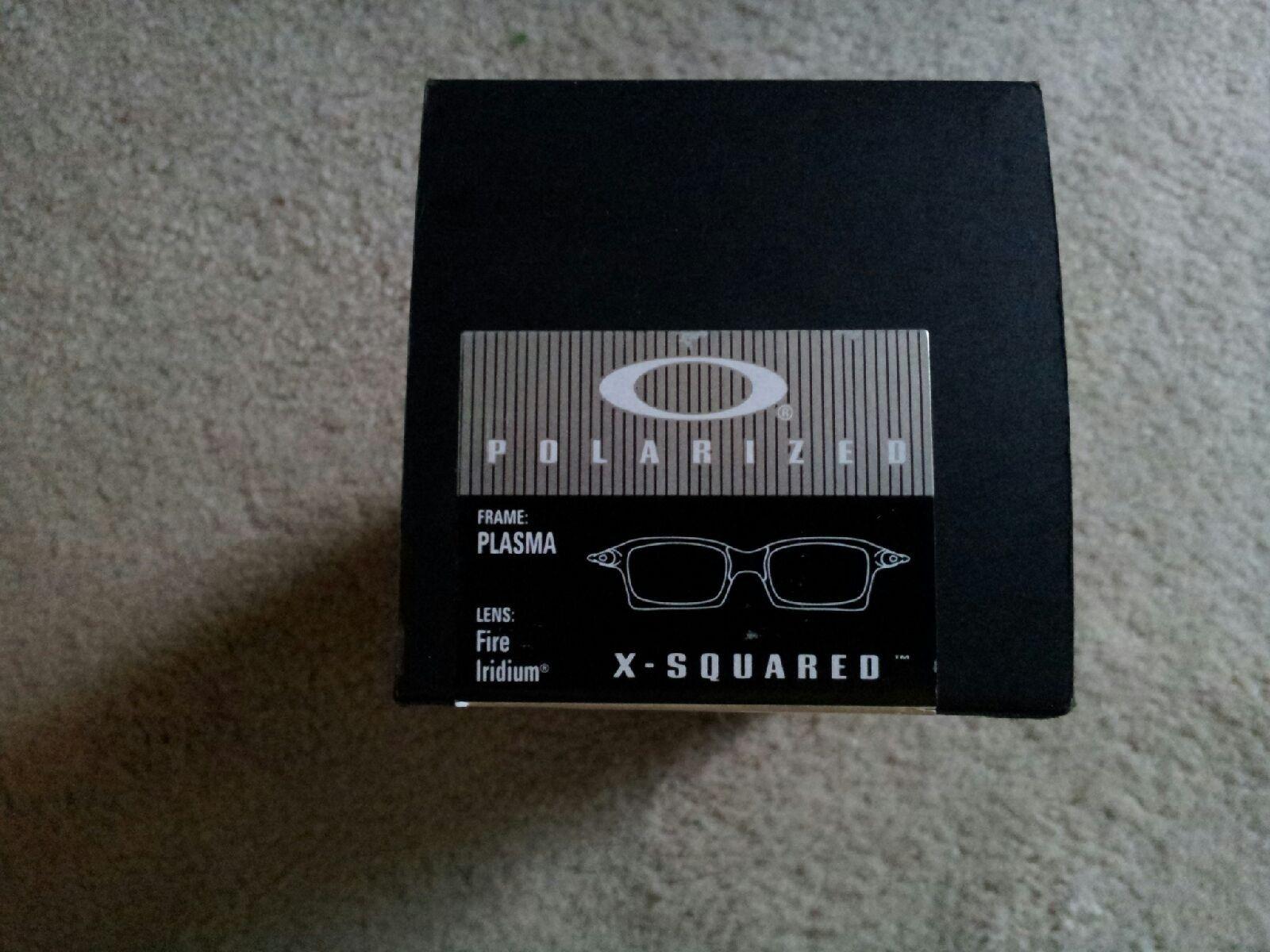 (SOLD)  X-Squared Plasma Frames/fire Iridium Polarized Lenses (SOLD) - imagejpeg_3.jpg