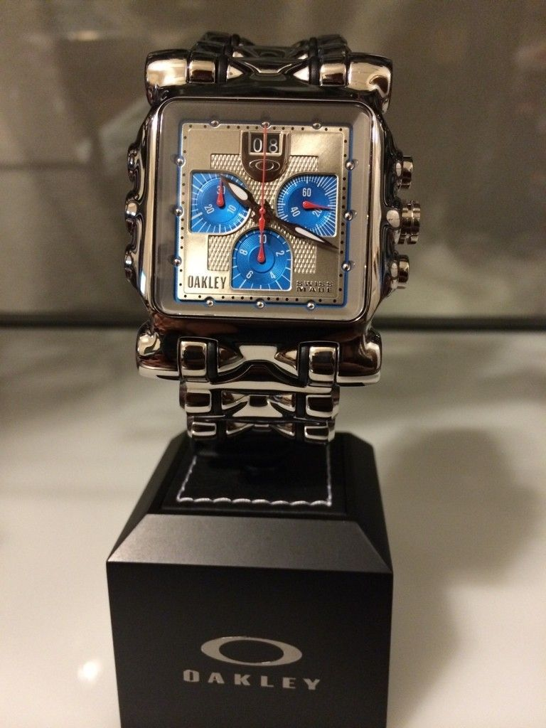 Polished Blue Dial MM - ImageUploadedByTapatalk1402314910.490620.jpg