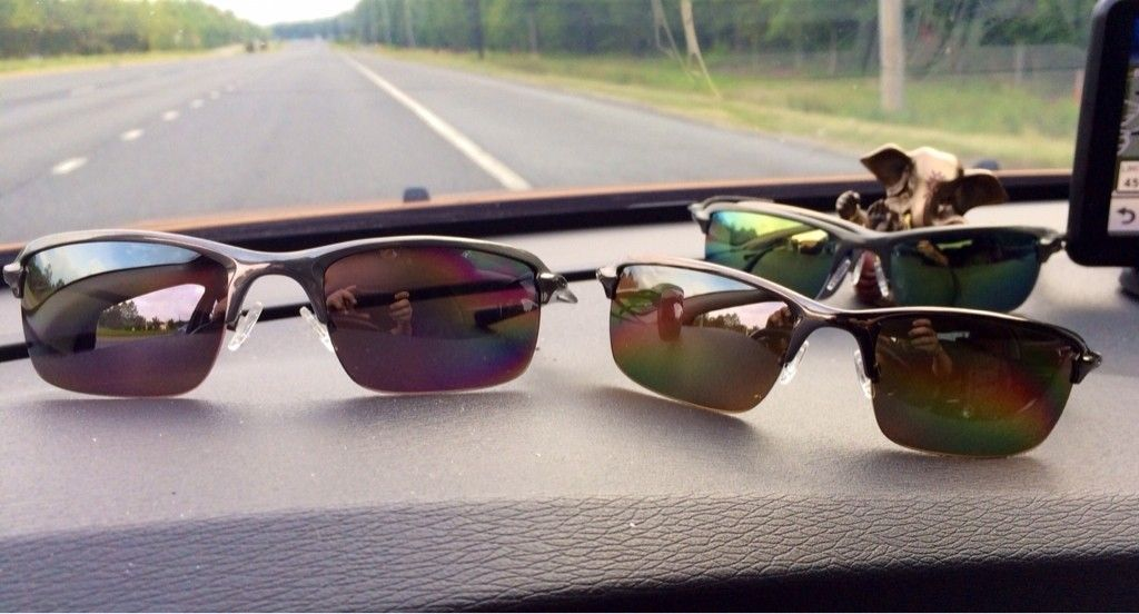 548abb3014 Oakley Gray Polarized Vs Black Iridium Polarized « Heritage Malta