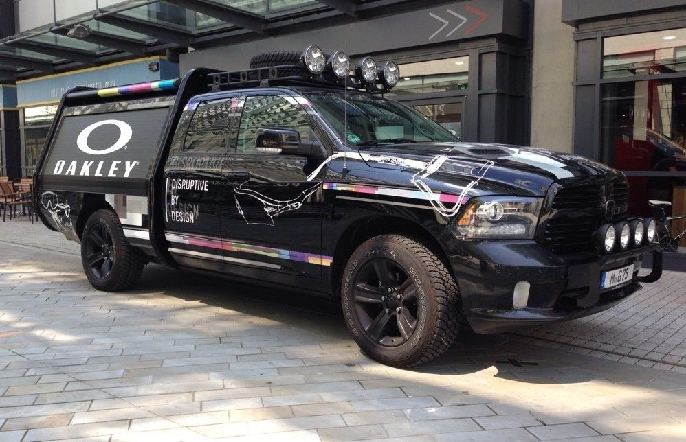Oakley Truck In Bristol(UK) 28th June For Bristol Triathlon 29th June - ImageUploadedByTapatalk1403527214.620511.jpg