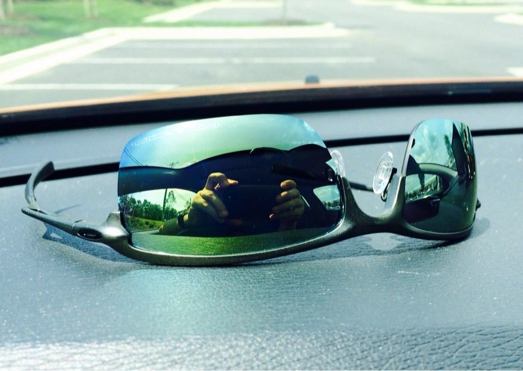 Two Pairs Of New Wiretaps - Emerald IR Polarized And Ice - ImageUploadedByTapatalk1403616163.930419.jpg