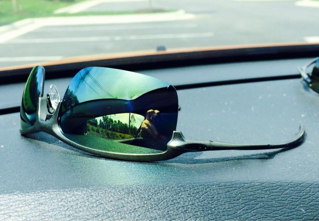 Two Pairs Of New Wiretaps - Emerald IR Polarized And Ice - ImageUploadedByTapatalk1403616220.251843.jpg