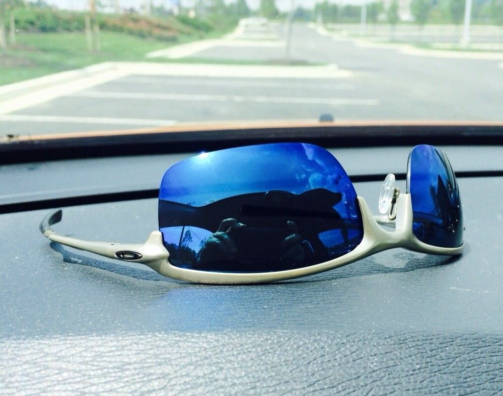 Two Pairs Of New Wiretaps - Emerald IR Polarized And Ice - ImageUploadedByTapatalk1403616269.105922.jpg