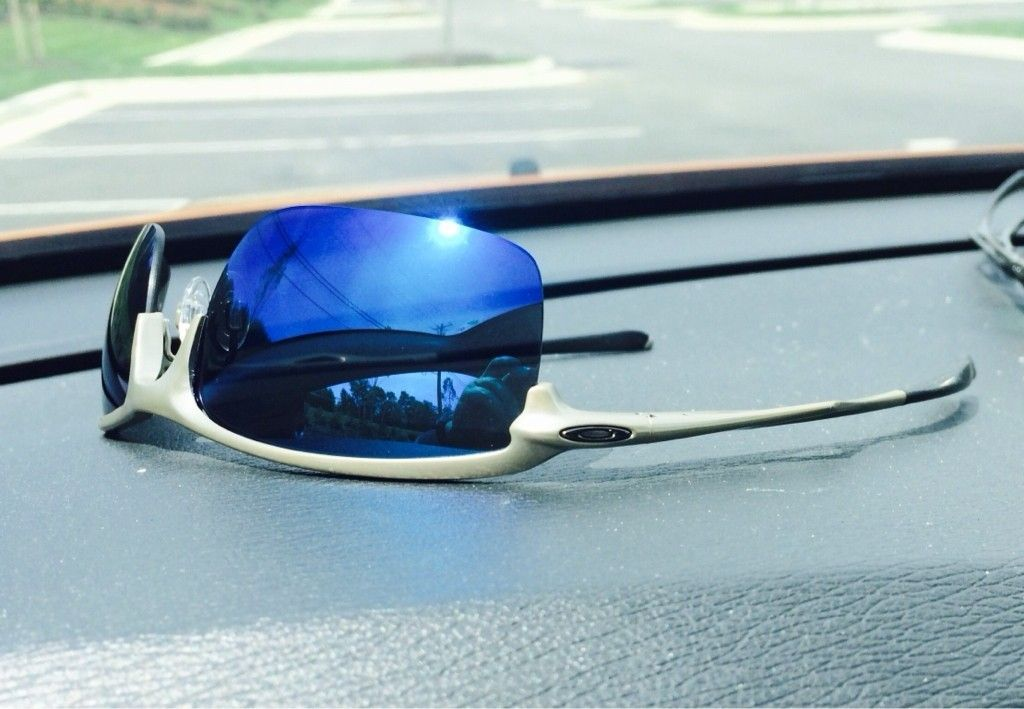 Two Pairs Of New Wiretaps - Emerald IR Polarized And Ice - ImageUploadedByTapatalk1403616281.740413.jpg