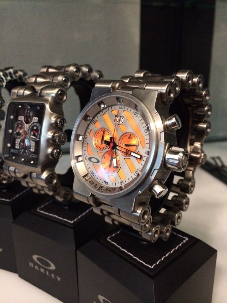 GH4AU's Oakley watch collection - ImageUploadedByTapatalk1404180688.120948.jpg