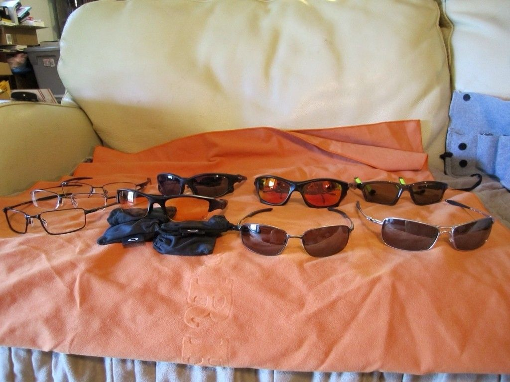 My Oakley Collection - ImageUploadedByTapatalk1404847902.236461.jpg