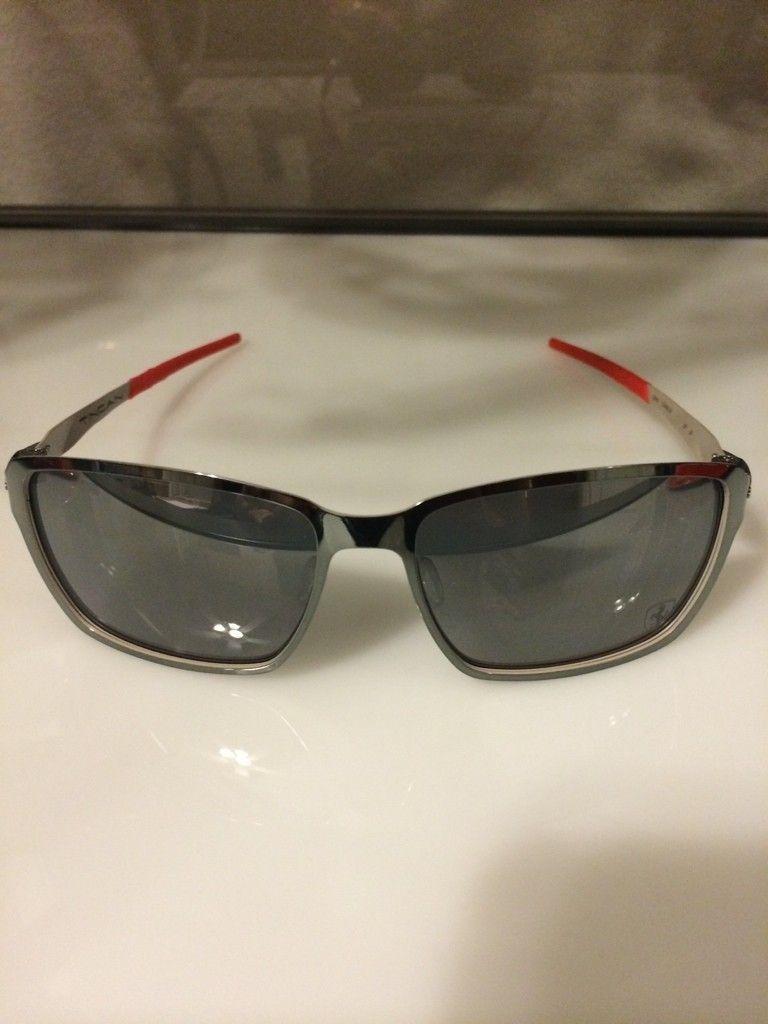 Carbon Blade Polished Ti/TIP And Ferrari Tincan - ImageUploadedByTapatalk1405392978.487051.jpg