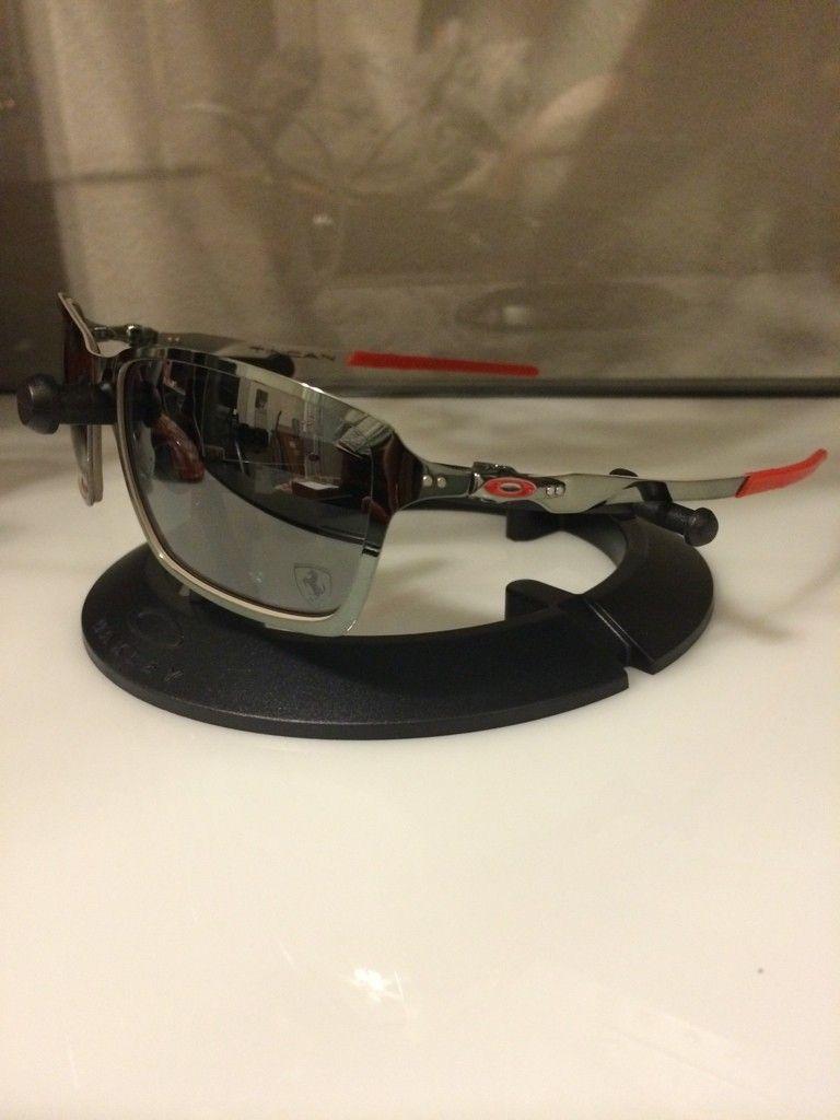 Carbon Blade Polished Ti/TIP And Ferrari Tincan - ImageUploadedByTapatalk1405393014.456298.jpg
