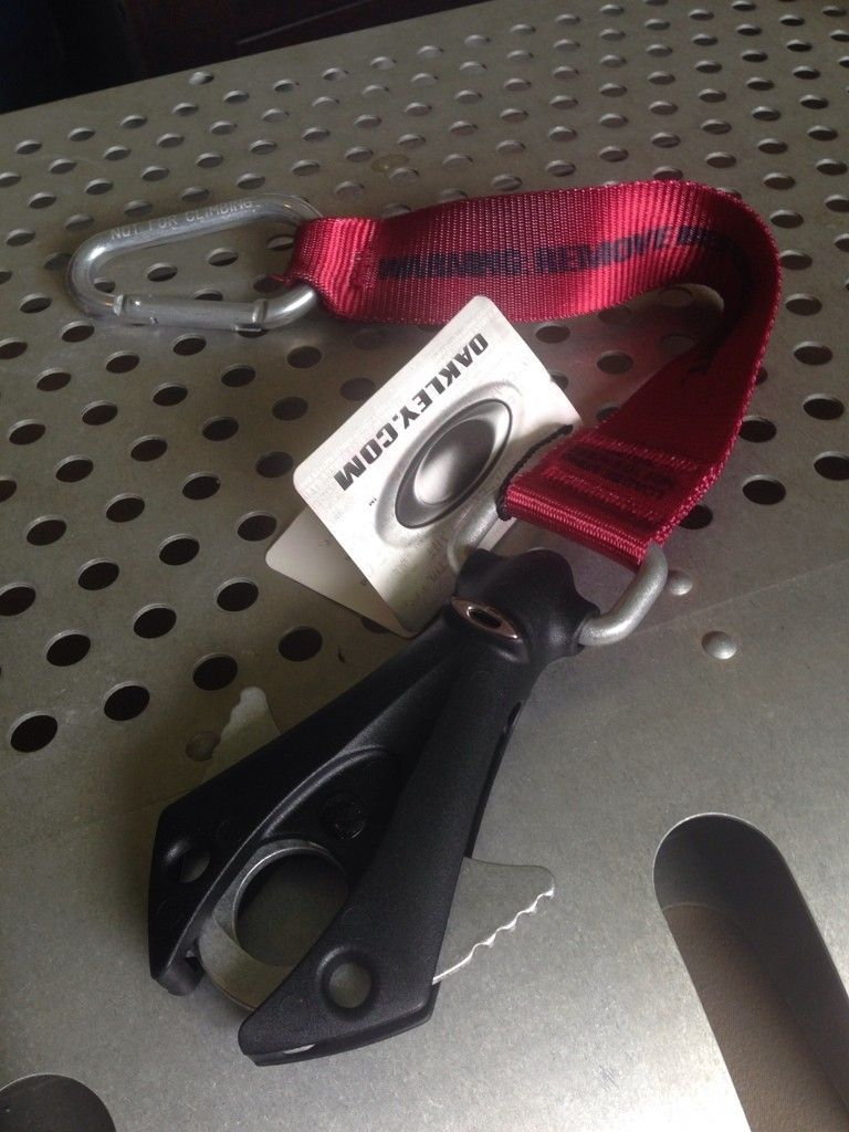Trade Claw Carabiner For Your Dog Tag Opener - ImageUploadedByTapatalk1405495947.600131.jpg