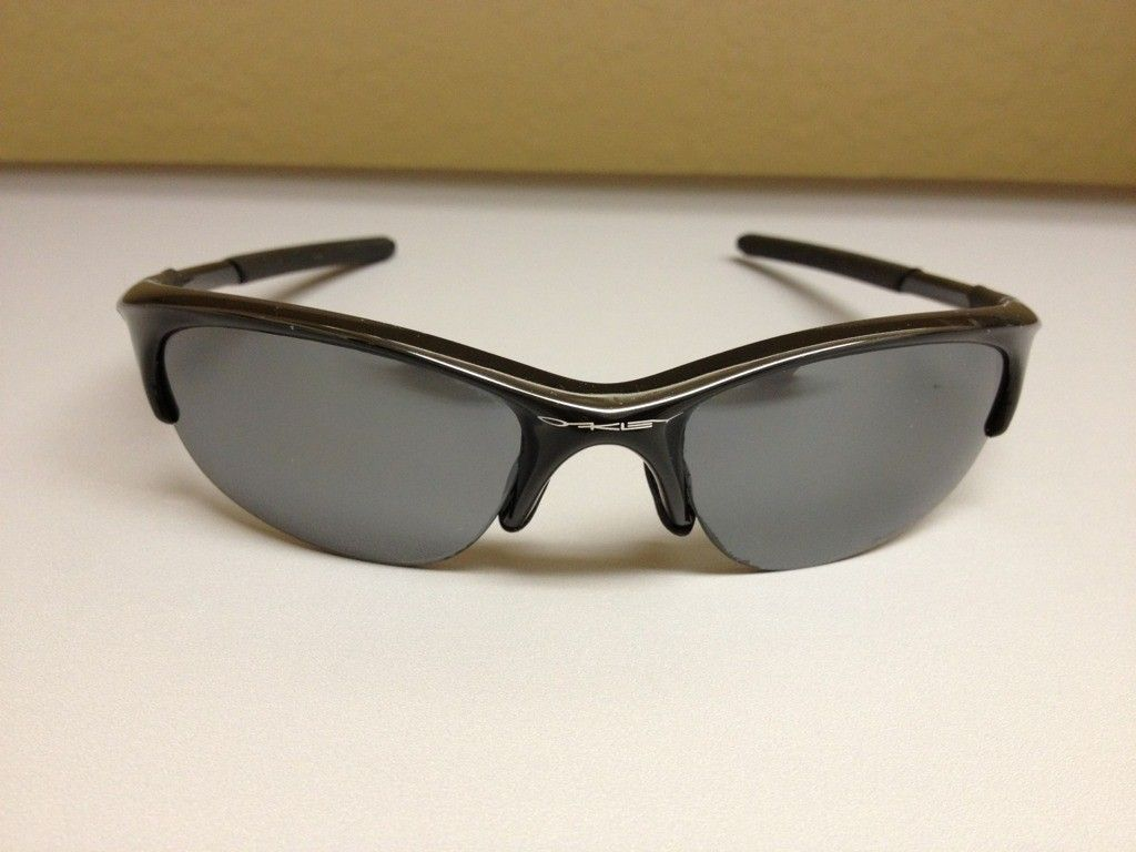Oakley Half Jacket 1.0 Polished Black With Extras - ImageUploadedByTapatalk1405738846.730473.jpg