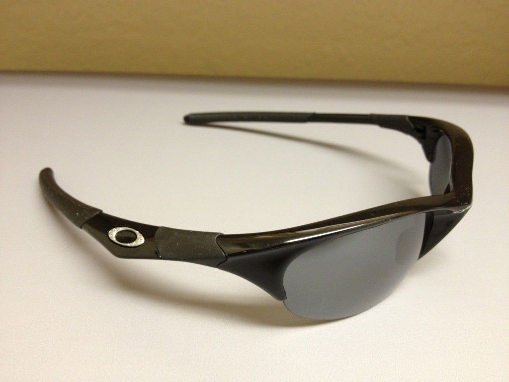 Oakley Half Jacket 1.0 Polished Black With Extras - ImageUploadedByTapatalk1405738887.346373.jpg