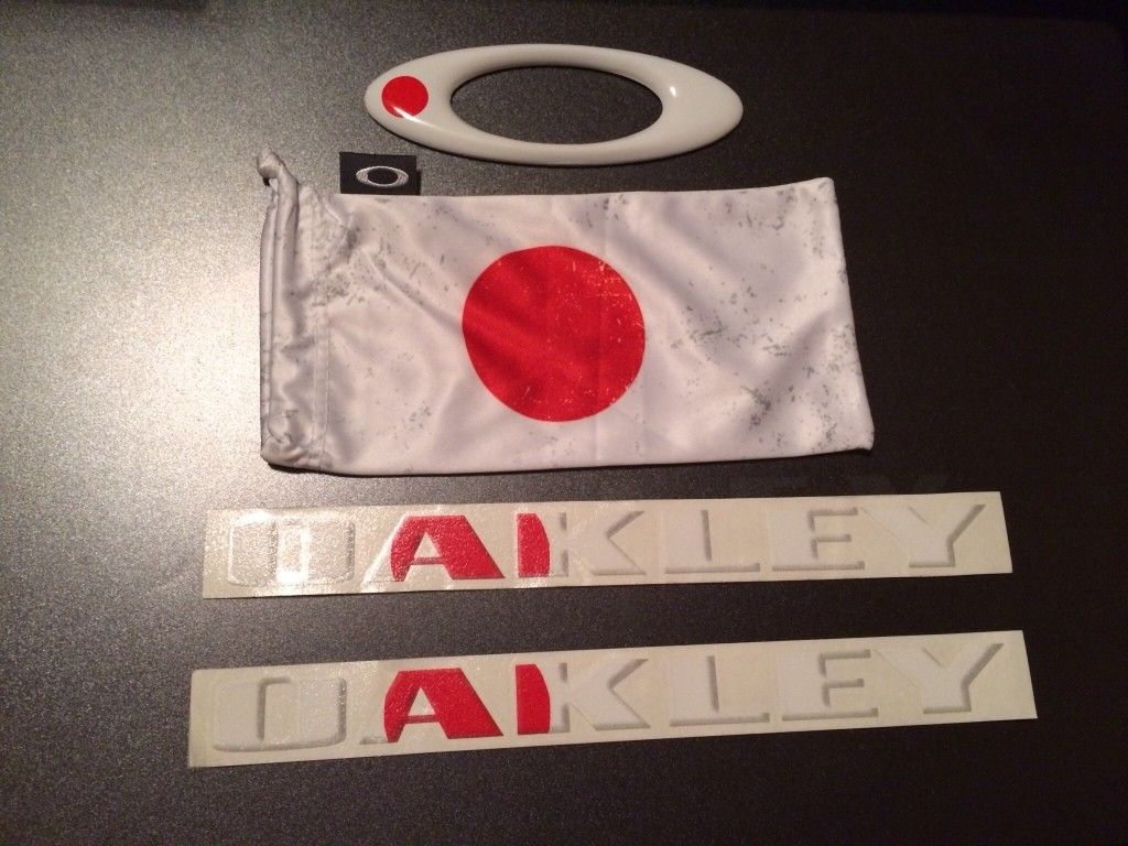 Oakley Japan Display Items - ImageUploadedByTapatalk1405997412.113287.jpg