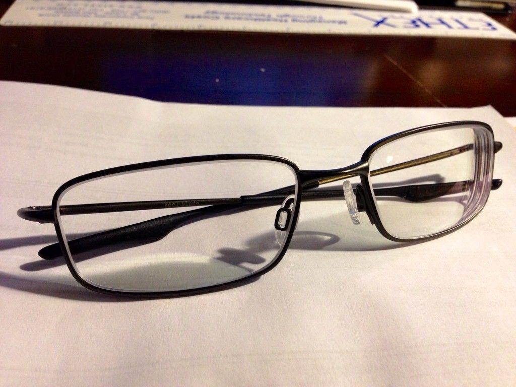 Anyone else a fan of Oakley's prescription frames? - ImageUploadedByTapatalk1407712165.924620.jpg