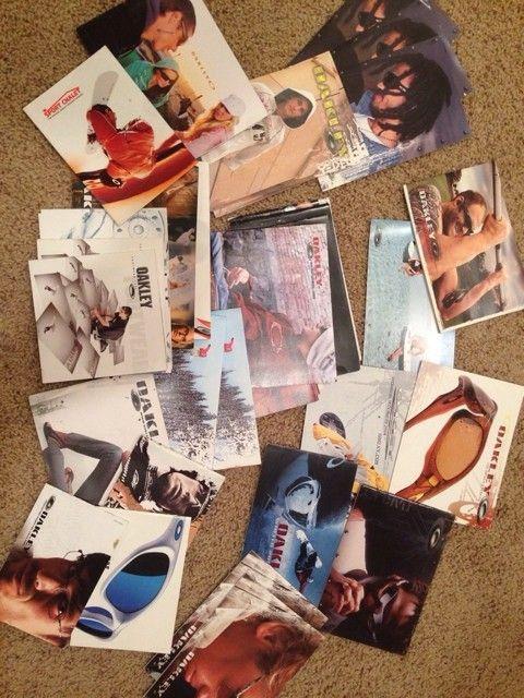 Oakley Advertising Mailer Material - ImageUploadedByTapatalk1408255425.710191.jpg