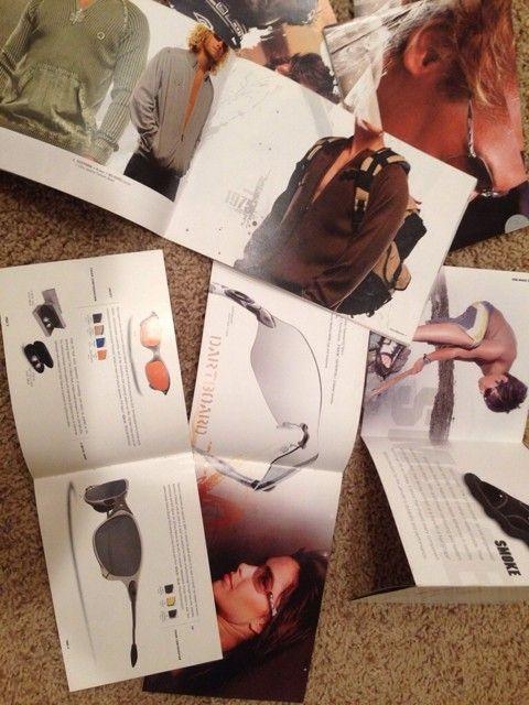 Oakley Advertising Mailer Material - ImageUploadedByTapatalk1408255515.043546.jpg
