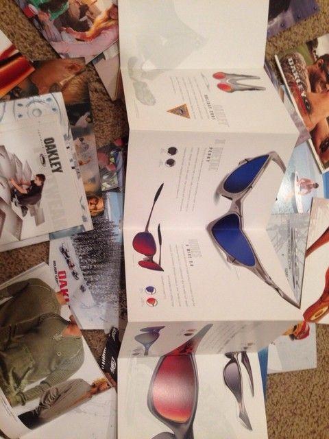 Oakley Advertising Mailer Material - ImageUploadedByTapatalk1408255561.193607.jpg