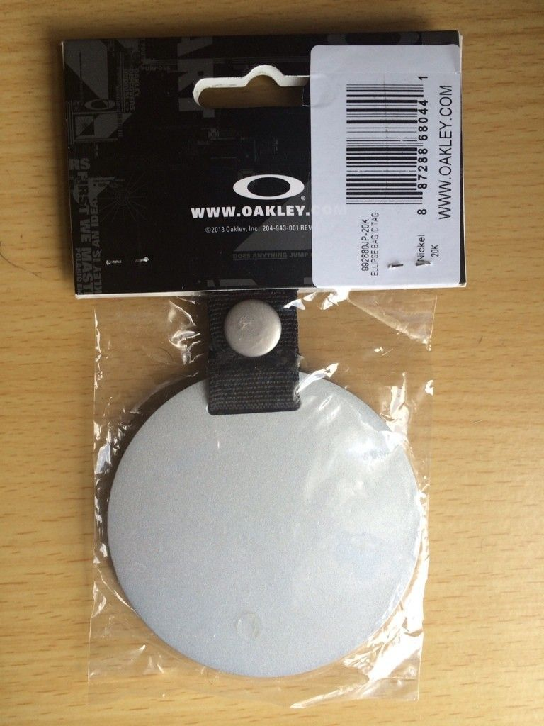 Oakley ID Tags - ImageUploadedByTapatalk1408296151.480572.jpg