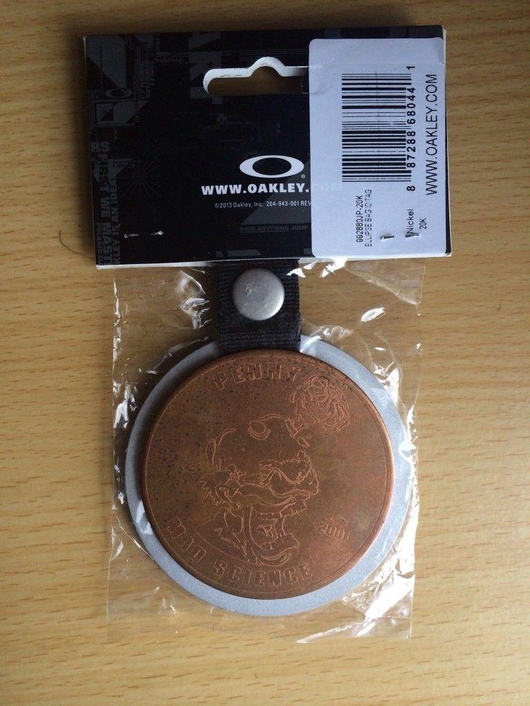 Oakley ID Tags - ImageUploadedByTapatalk1408296234.953376.jpg