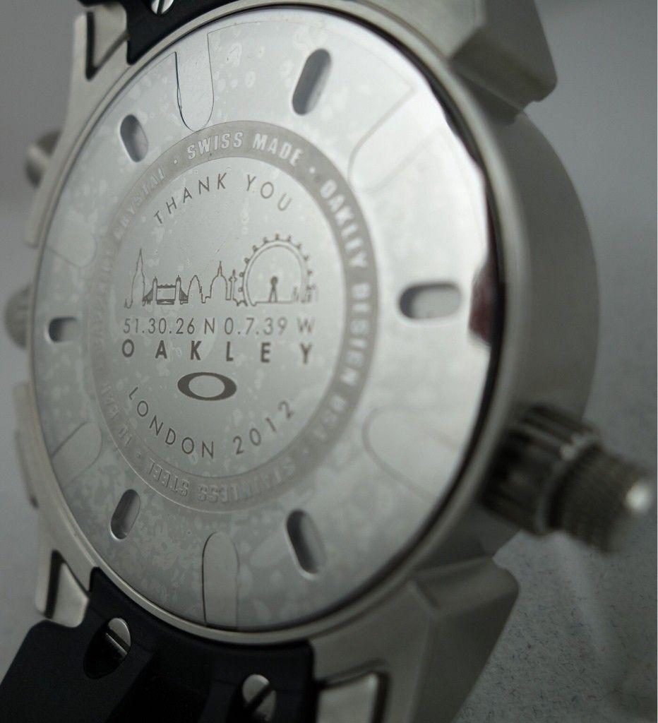 077f12d26a Goods  Oakley 12 Gauge Chronograph - Alliance Wakeboard Oakley 12 Gauge  Watch Amazon Oakley 12 Gauge Titanium Special Edition - Psychopraticienne  Bordeaux