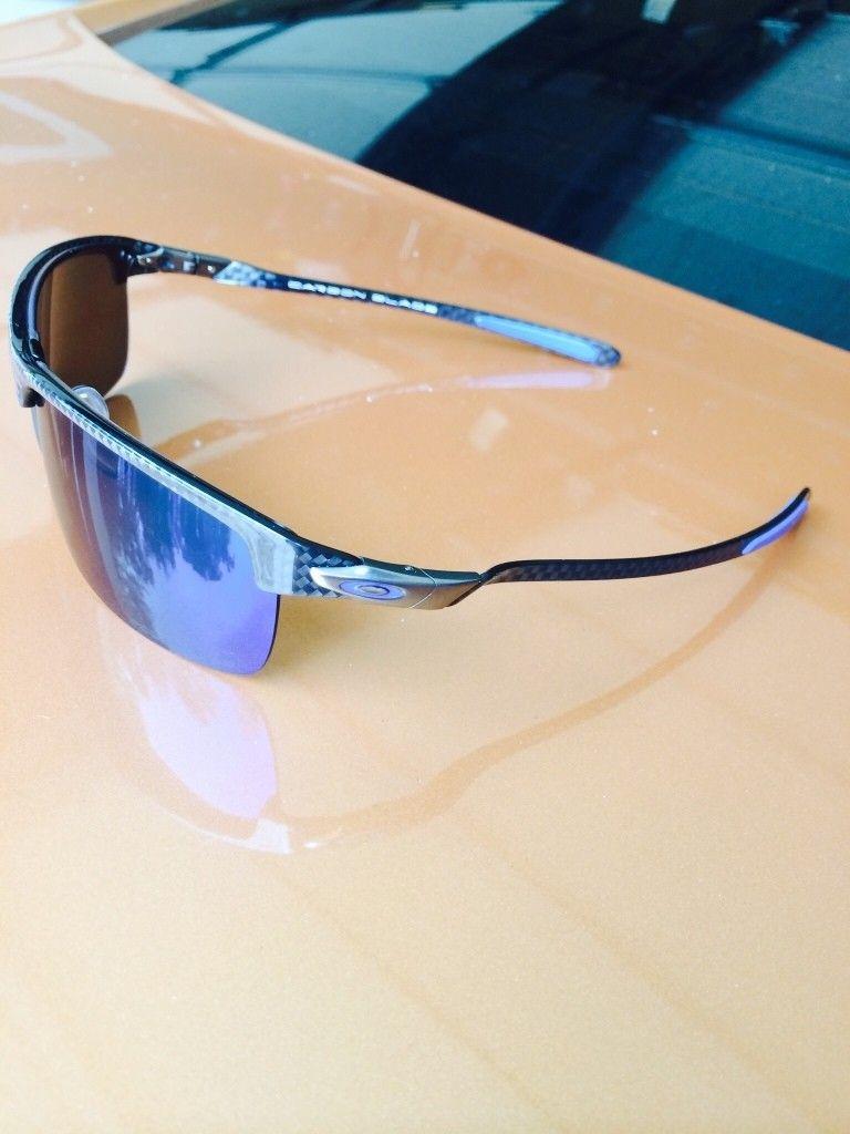 2 Pairs Of Carbon Blades - Ice Iridium With Polished Frame / Gray Polarized Matte Frame - ImageUploadedByTapatalk1410872958.056732.jpg
