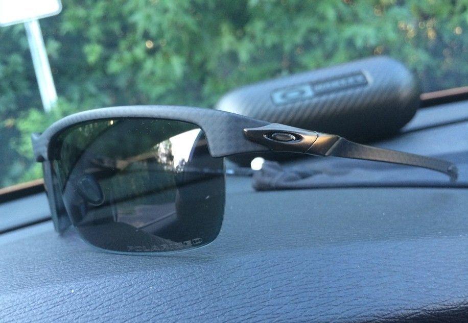 2 Pairs Of Carbon Blades - Ice Iridium With Polished Frame / Gray Polarized Matte Frame - ImageUploadedByTapatalk1410873050.781382.jpg