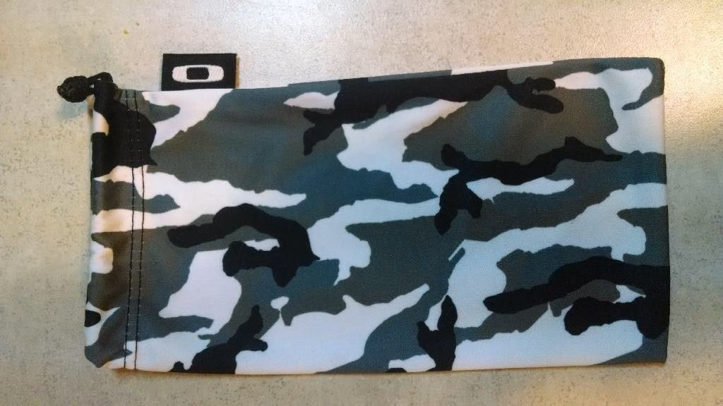 Oakley Grey Camo Microclear Bag - ImageUploadedByTapatalk1411155493.391412.jpg