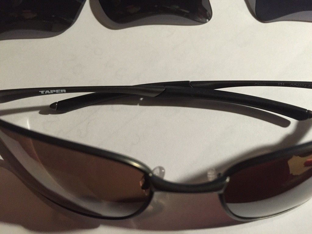 Ti Square Wire, Taper, Flak Jacket With Extra Lenses. Sold - ImageUploadedByTapatalk1413262180.249915.jpg